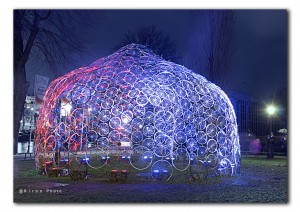 Light festival Amsterdam 2014-2015