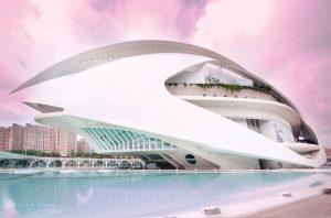 PALAU DE LES ARTS in Valencia
