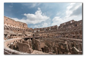 web in Colosseum IMG 0775